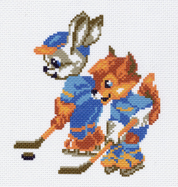 см арт.1063 Хоккеисты