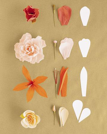 Мелкие цветочки своими руками